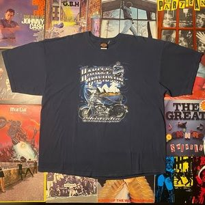 Vintage Harley Davidson Australia T Shirt